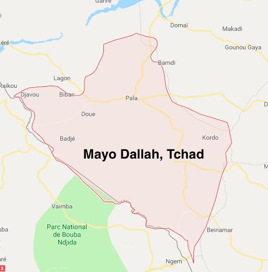 Tchad : le gouverneur Weiding Assi veut mettre fin aux conflits fonciers au Mayo-Dallah