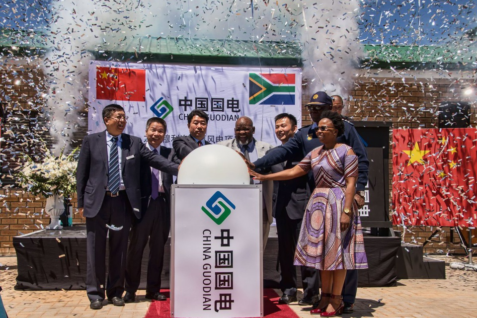 China-Africa cooperation to make new history