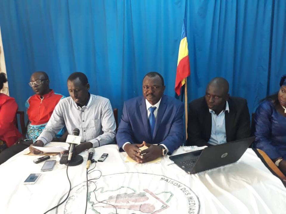 """Tchad : naissance du 211ème parti politique, présidé par François Djekombé, pour """"abréger la souffrance du peuple"""". Alwihda Info"""