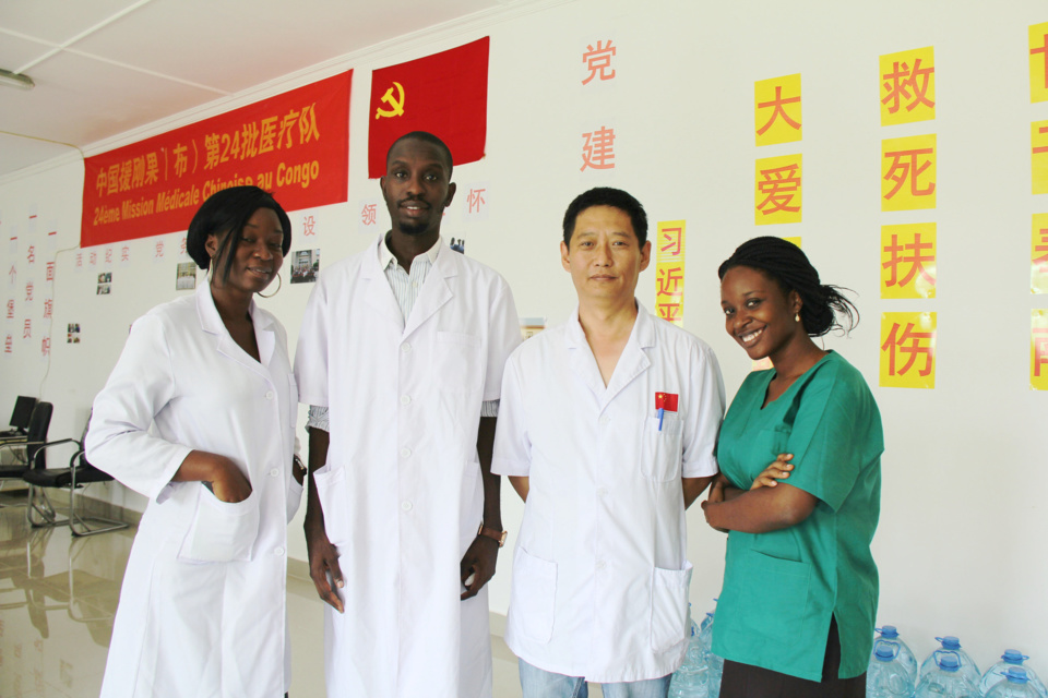 Documentary on Chinese medical aid to Africa causes sensation