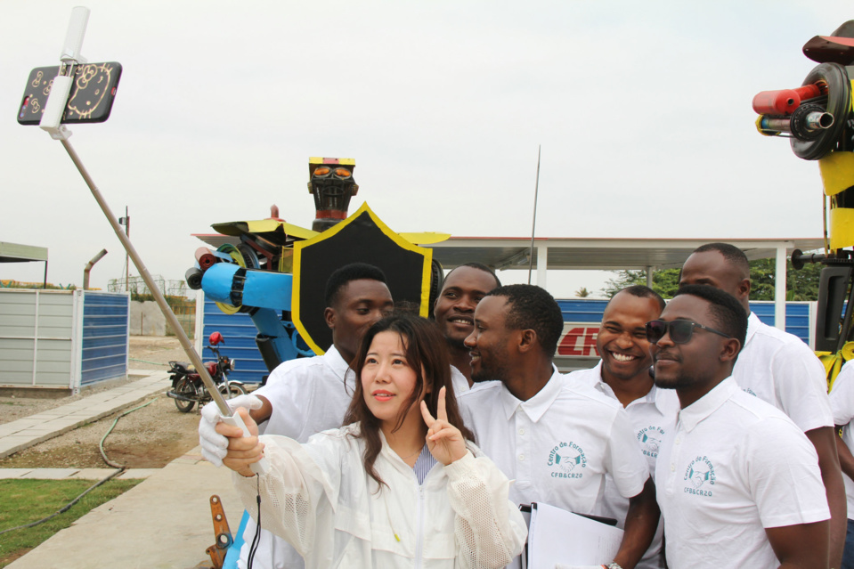 China, Angola to set model for China-Africa common development