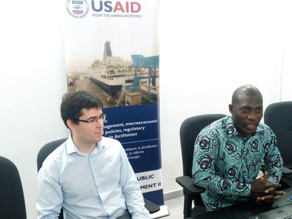 Côte d'Ivoire/Portail web d'information commerciale : La cellule de gestion formée sur la veille et la collecte d'information