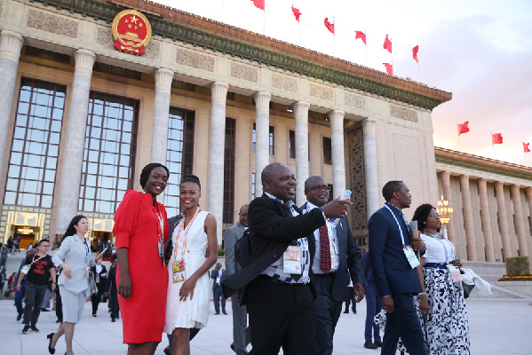 Commentary: Don't blacken China-Africa cooperation with sordid mind