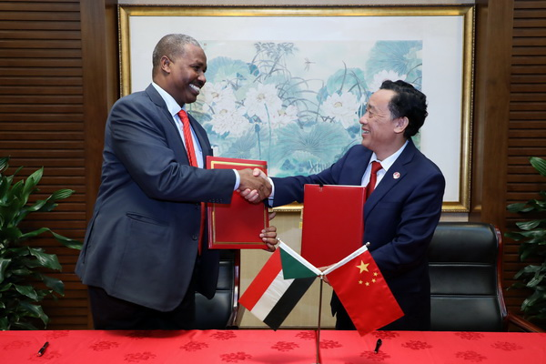 China, Sudan to write new chapter of strategic partnership