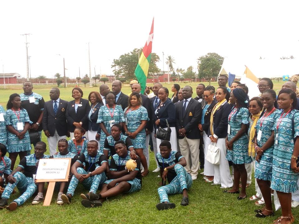 Côte d'Ivoire/Camp de jeunesse Leo 2018 : Les jeunes Lions engagés sur la voie du leadership
