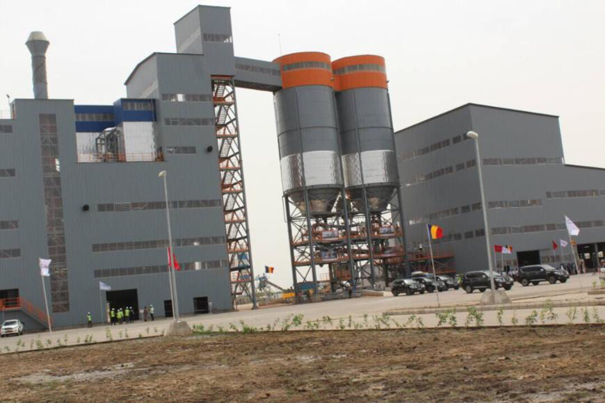 Tchad : la cimenterie marocaine lance ses opérations commerciales