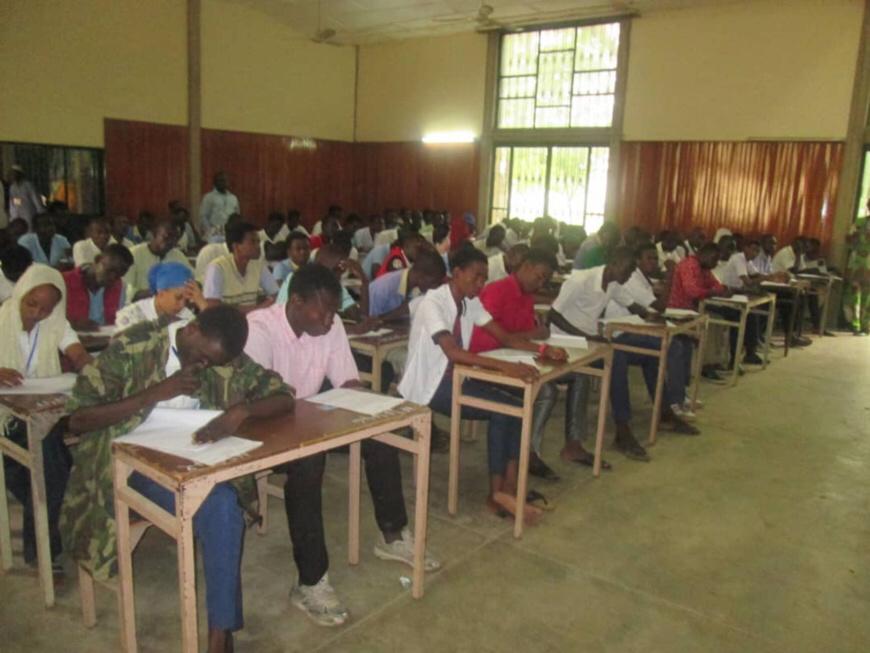 Composition des épreuves du baccalauréat au Tchad, ce lundi 16 juillet 2018. Alwihda Info