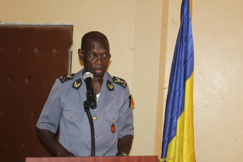 Tchad : l'armée se forme en soins aux blessés en situation de combat tactique