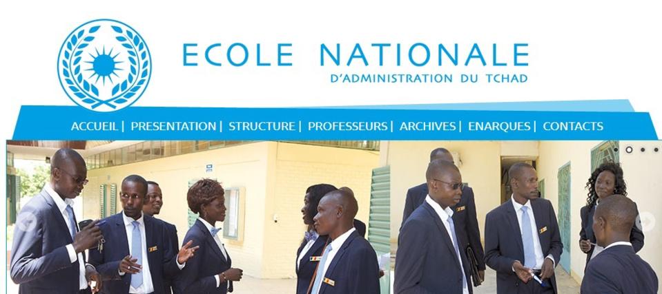 Tchad : L'ENA de N'Djaména lance deux concours