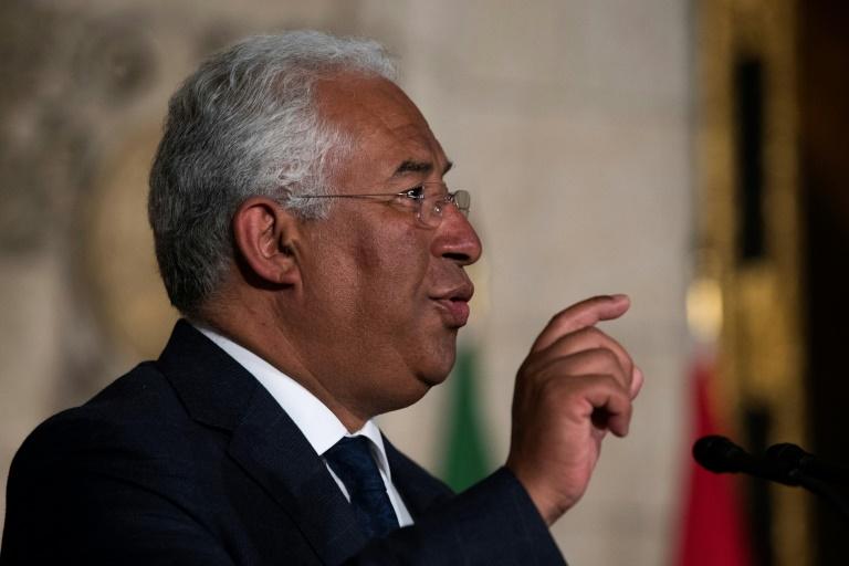 Le Premier ministre portugais António Costa, à Ottawa, le 3 mai 2018 / © AFP/Archives / Lars Hagberg
