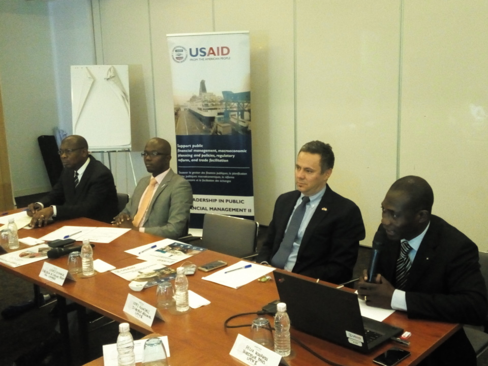 Côte d'Ivoire : Fin du programme d'appui de l'Usaid sur la facilitation des échanges commerciaux.