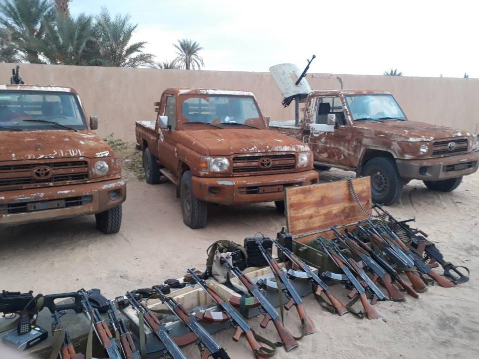 Des rebelles affirment avoir interpellé 60 commandos à Mourzouk