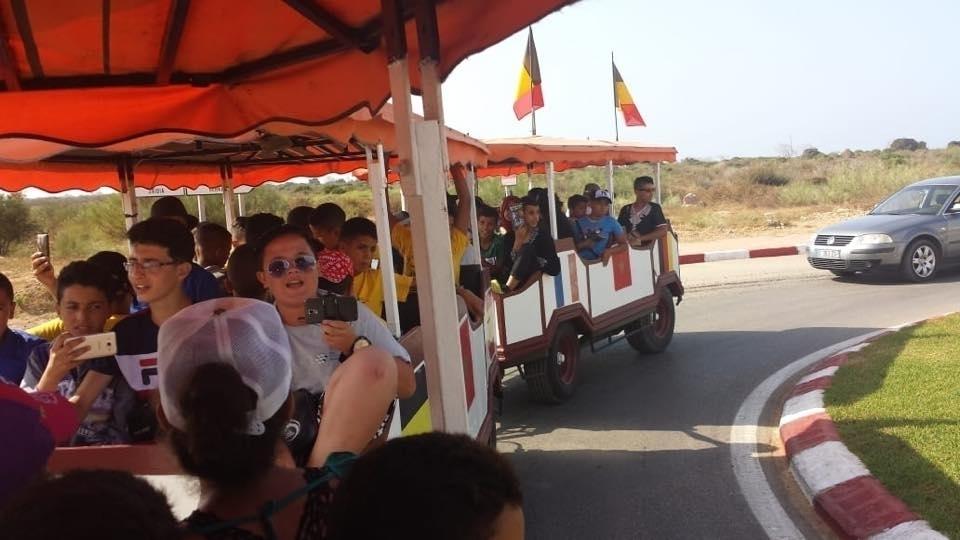 Un train de la paix au Maroc apprend aux jeunes à devenir des avocats de la paix et de la tolérance