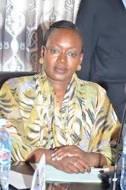 La ministre des Postes et des Nouvelles technologies de l'Information et de la communication, Mme. Ndolenodji Alixe Naimbaye. Crédits : DR