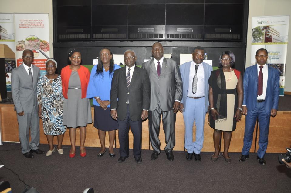 Sécurité sanitaire des aliments en Côte d'Ivoire : Les acteurs sensibilisés sur le cadre réglementaire