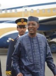 """Le président tchadien à Paris pour un """"séjour privé"""""""