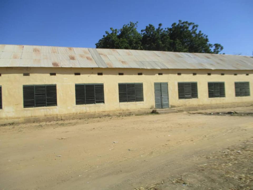 Une école au Tchad. Alwihda Info/F.D.