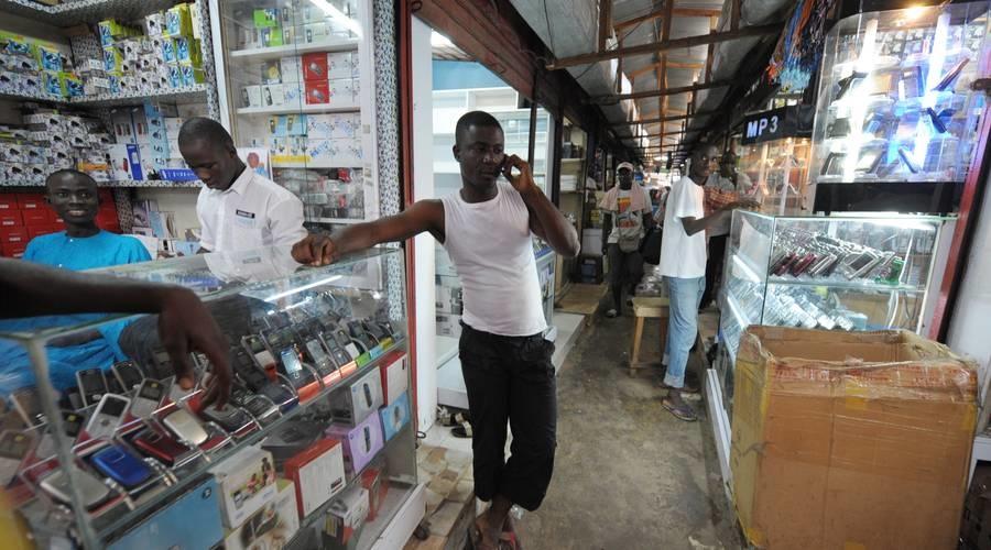 Côte d'Ivoire/« Black-Market » d'Adjamé : Le mythique centre commercial d'intégration ouest-africaine.