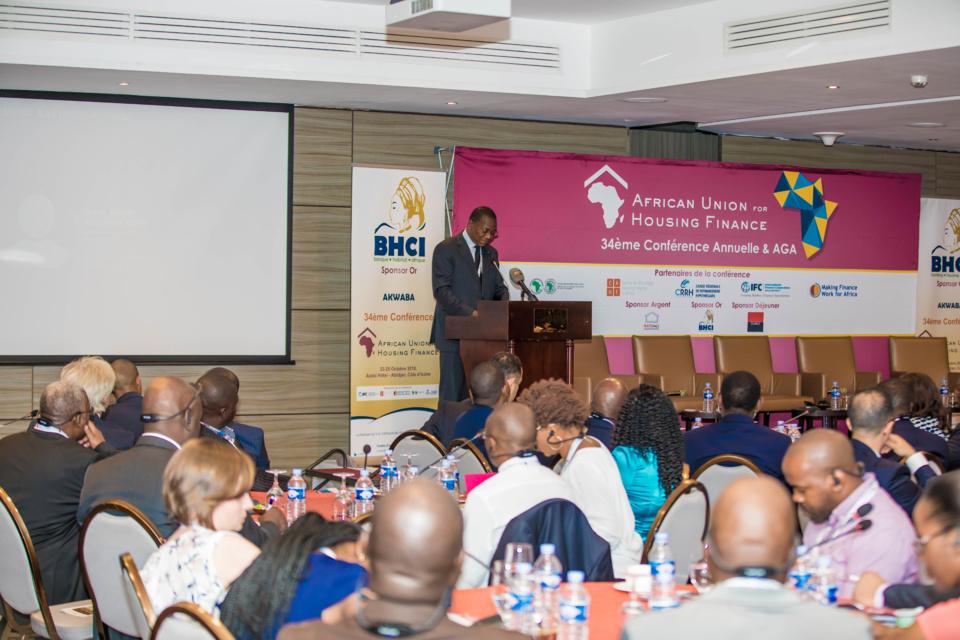 Financement du logement en Afrique : Les acteurs et partenaires en réflexion à Abidjan