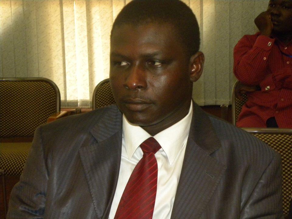 Le maire de la commune du 7ème arrondissement, Ahmat Mahamat Gueme.