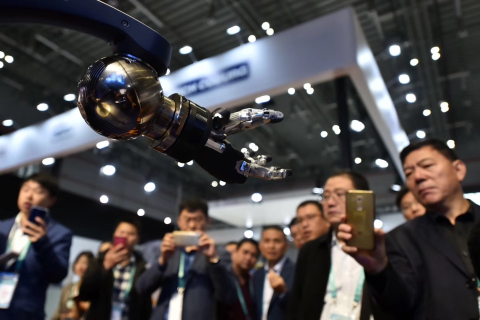 Cutting-edge technologies applied to guarantee success of CIIE