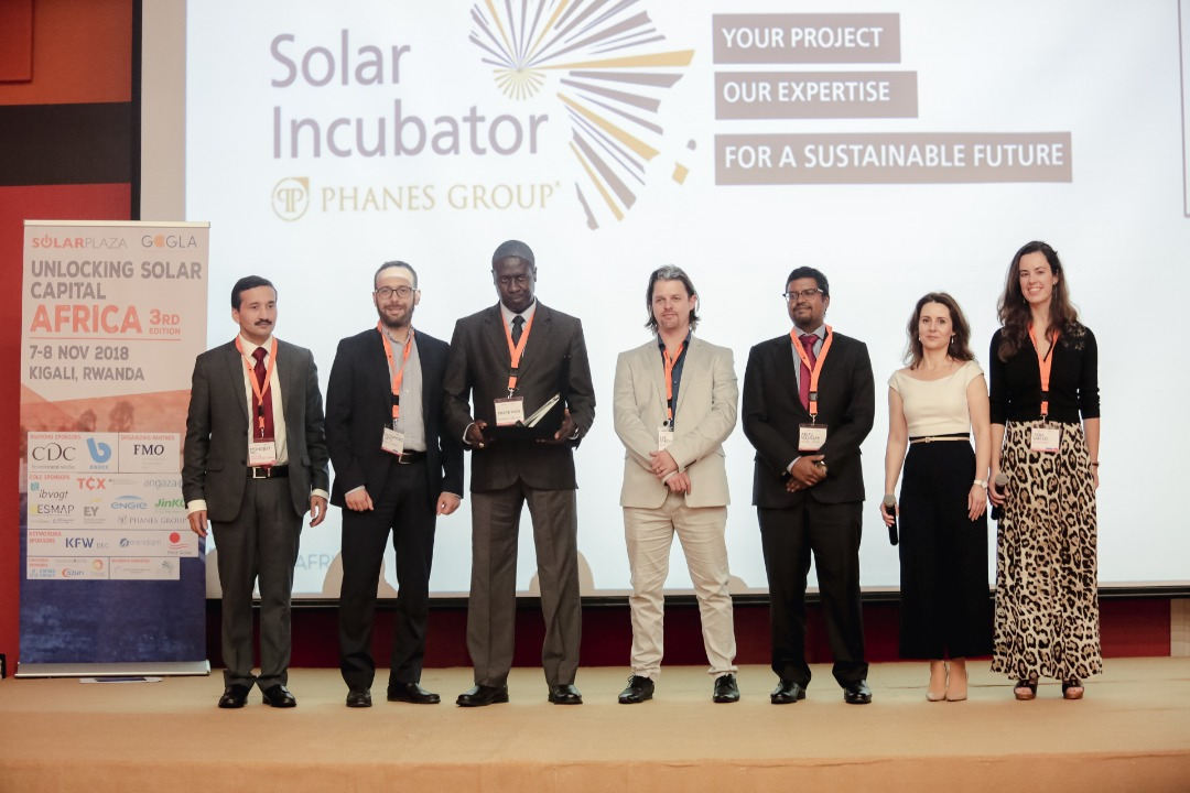 Un projet solaire au Sénégal remporte la 2ème édition de l'incubateur solaire de Phanes Group