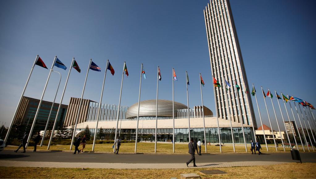 Siège de l'Union africaine, à Addis Abeba (Ethiopie). © REUTERS/Tiksa Negeri