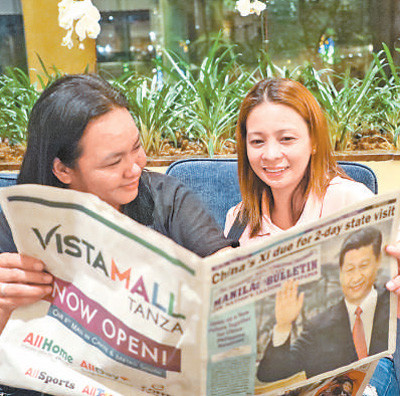 Philippines-China friendly ties touch hearts