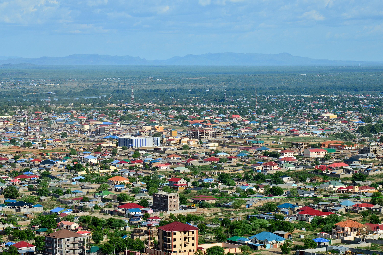 Djouba, la capitale du Sud-soudan. © DR