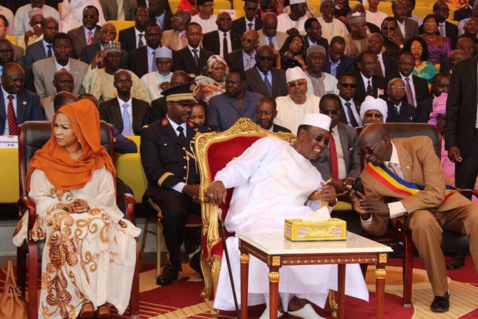 Célébration de la fête du 1er décembre 2017 à la Place de nation. N'Djamena. © Alwihda Info