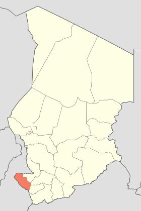 Mayo Kebbi ouest au Tchad. © DR