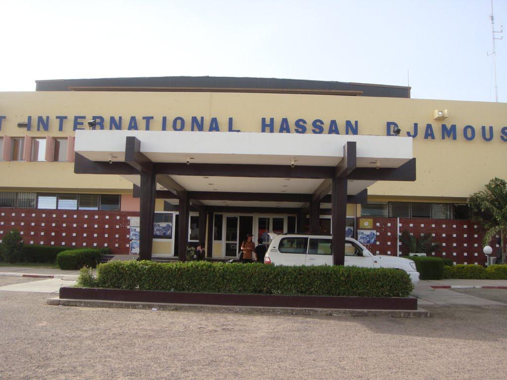 L'aéroport de N'Djamena. © DR/Panoramio