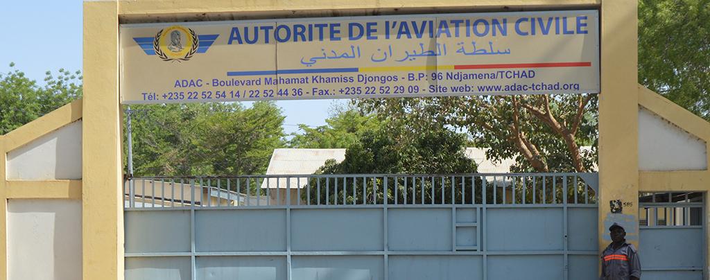 Le siège de l'ADAC. © ADAC Tchad
