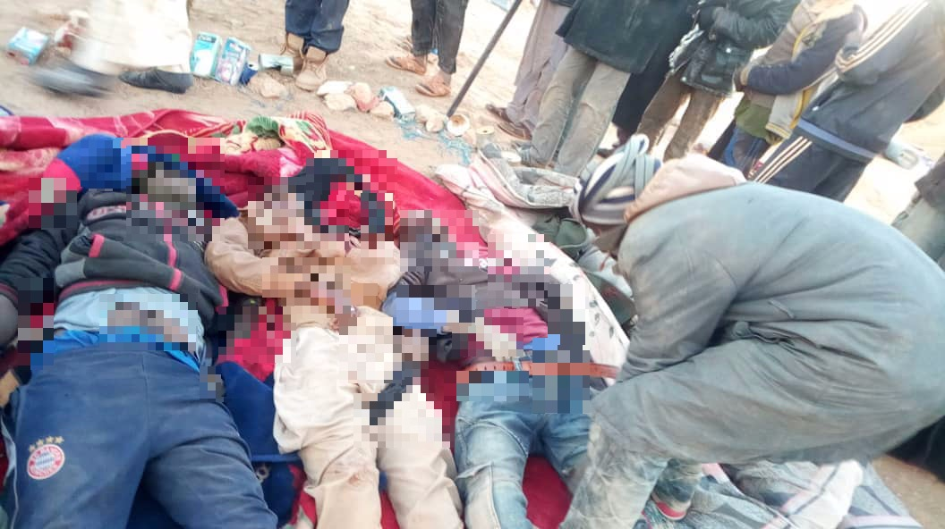 Tchad : plusieurs morts dans des violences à Kouri Bougoudi. ©