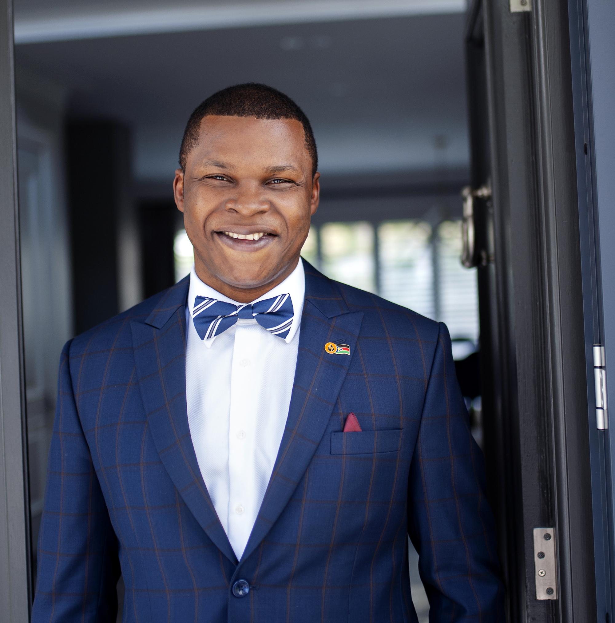 NJ Ayuk est le fondateur et le PDG du cabinet juridique de Centurion et le Président de la Chambre africaine de l'énergie. Source: Centurion Law Group.