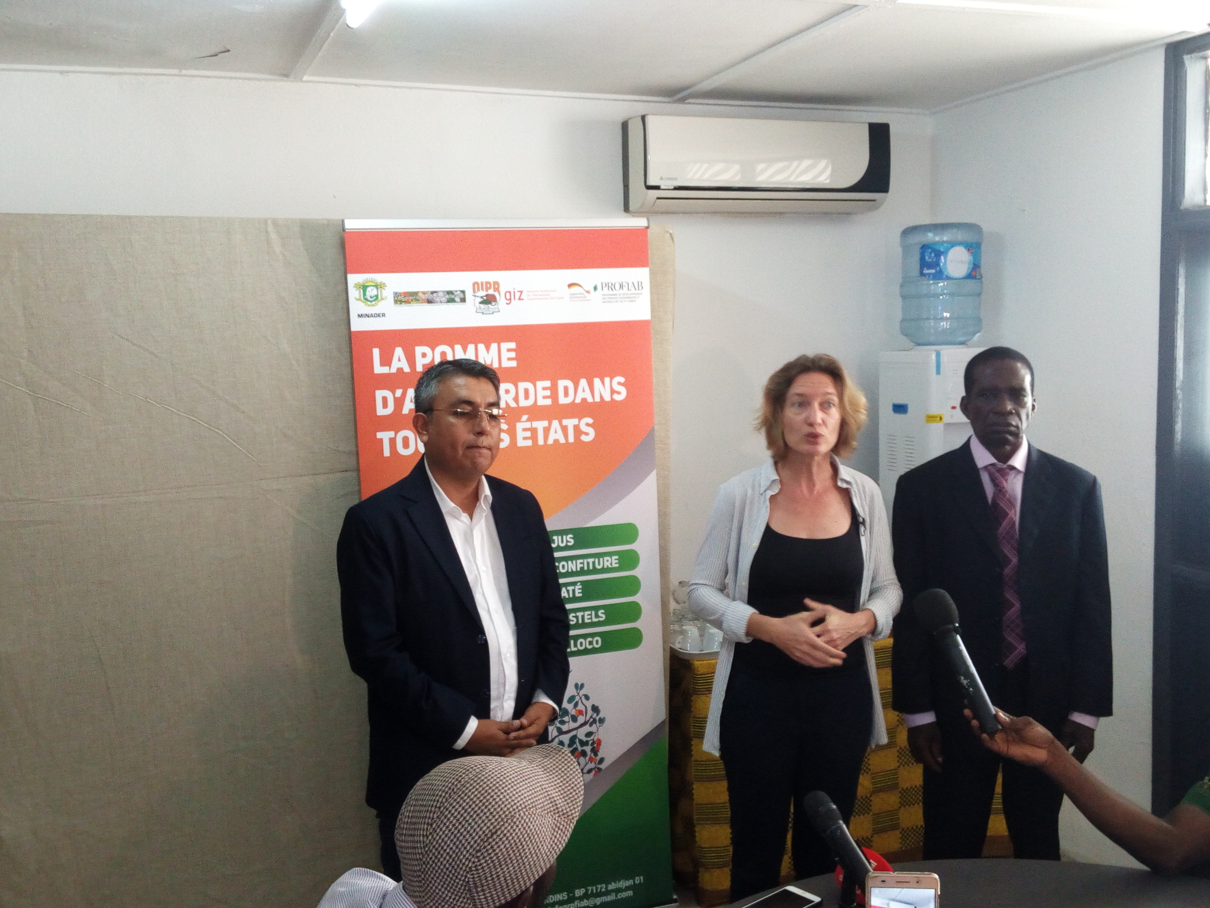Valorisation de la pomme d'anacarde en Côte d'Ivoire : Une caravane d'information et de dégustation du 7 au 24 février dans le nord du pays