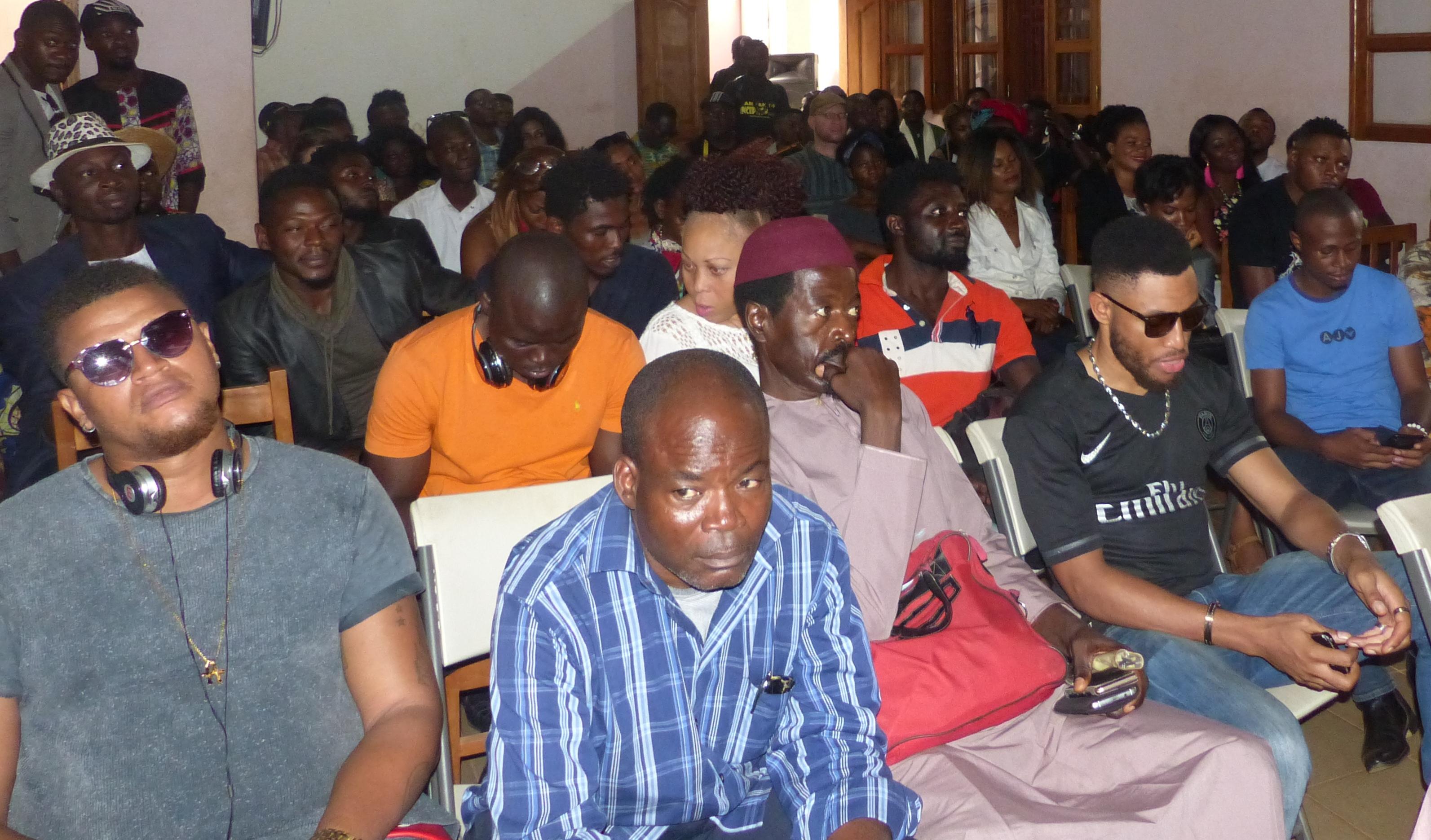 Une plateforme de rencontre entre le public camerounais et l'industrie du cinéma.