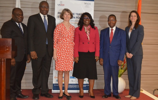 Côte d'Ivoire/ Le programme transition et inclusion politique mis en œuvre par le NDI lancé