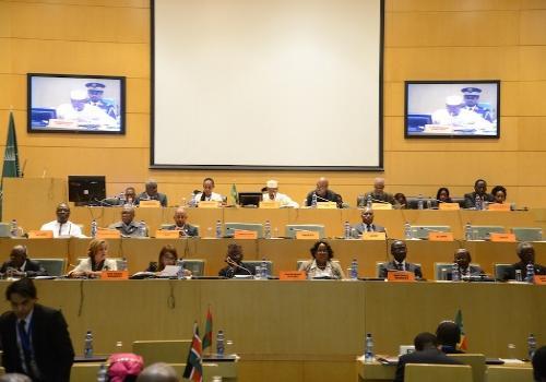 28ème forum des chefs d'Etat et de gouvernement du MAEP à Addis-Abeba.