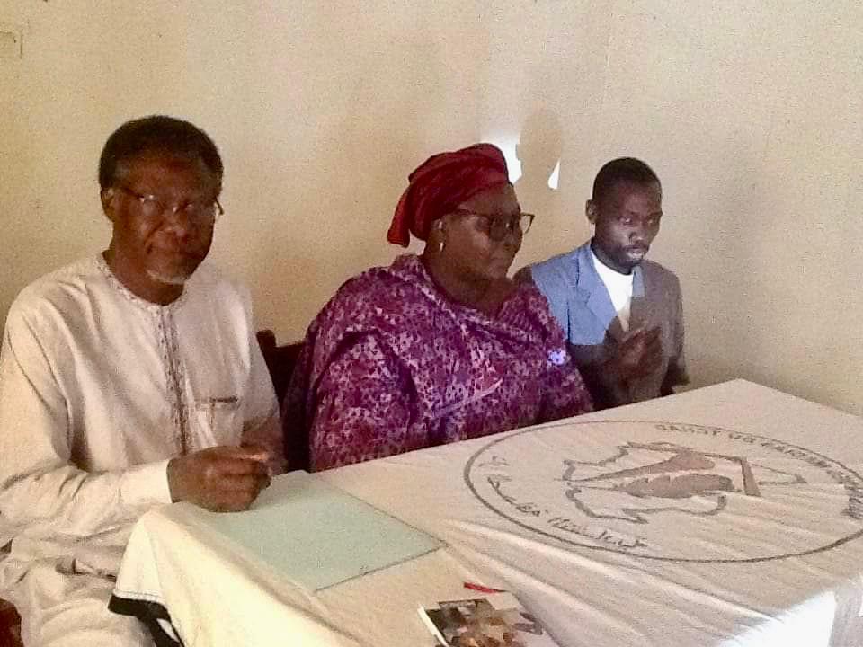 """Tchad : le COSC dénonce """"une intervention aux relents de Françafrique"""". © Alwihda Info"""