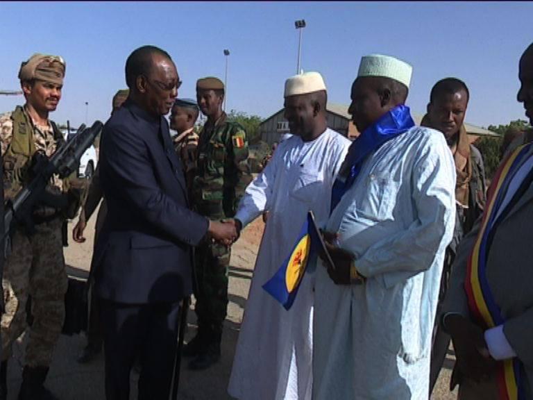 Tchad : « Il y a un grave problème qui touche la vie de la population » au Ouaddaï, Idriss Déby