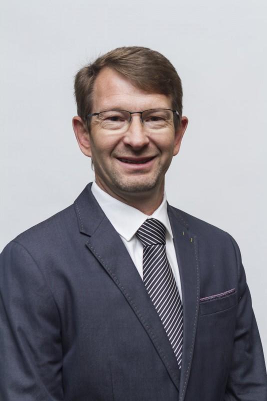 Hennie Heymans, PDG de DHL ExpressSub Afrique Saharienne. © Deutsche Post DHL