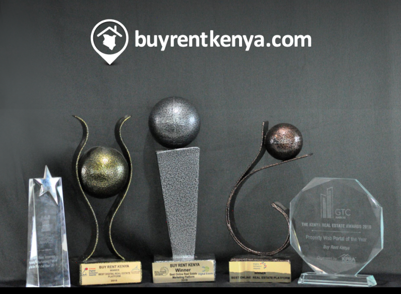 BuyRentKenya again awarded best online real estate marketing platform. © BuyRentKenya.com