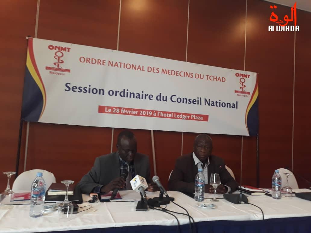 Tchad : l'Ordre des médecins se lance dans l'amélioration de la profession médicale. © Alwihda Info