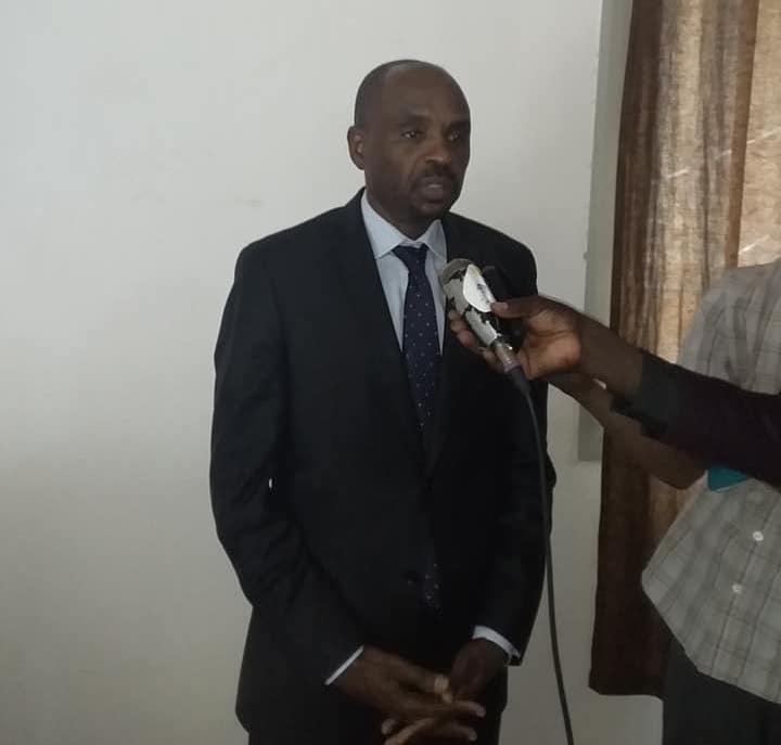 """Salubrité à N'Djamena : """"Nous sommes sur des poubelles"""", ministre de l'Environnement. © DR"""