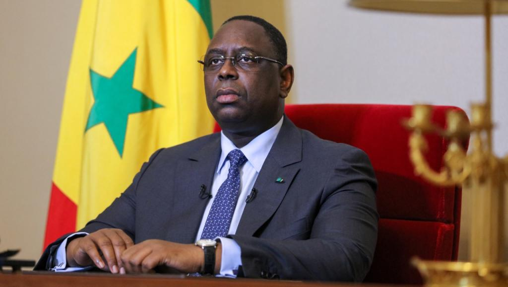 © HO / SENEGAL PRESIDENTIAL PRESS OFFICE / AFP