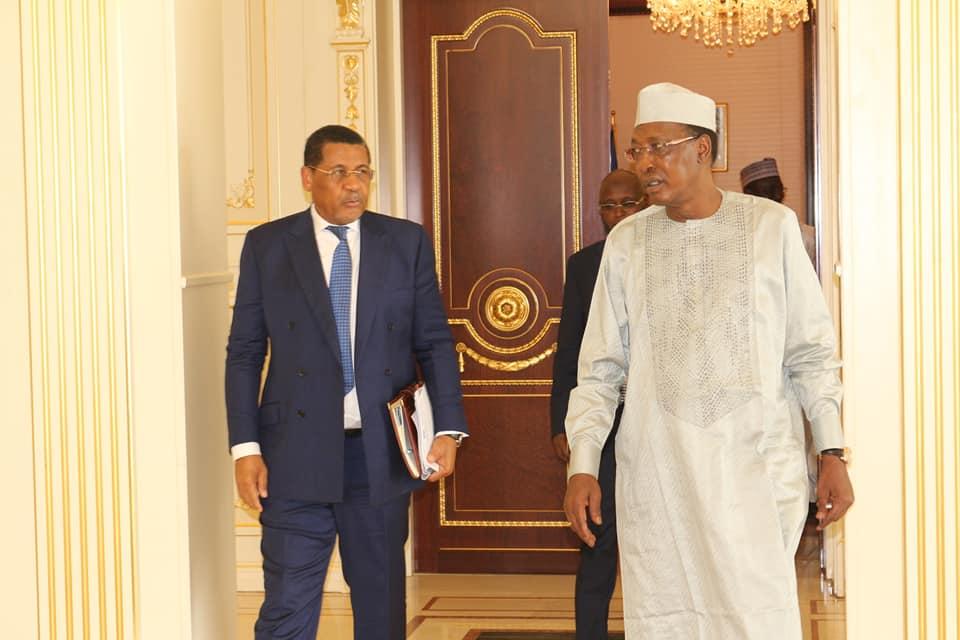 """CEMAC : Le Tchad """"a toujours été le lieu des grandes décisions"""". © Pr"""