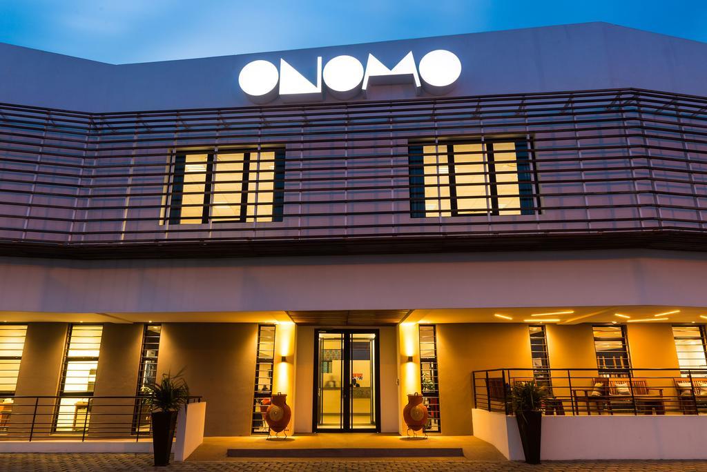 ONOMO Hotel Lomé, Lomé. © DR