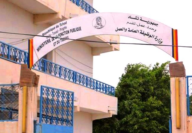 Le ministère de la Fonction publique. © DR