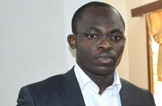 L'ex-ministre Adrien Poussou. Crédits : DR
